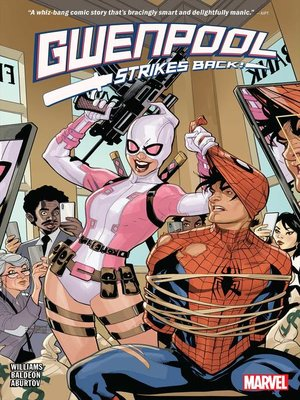 cover image of Gwenpool Strikes Back