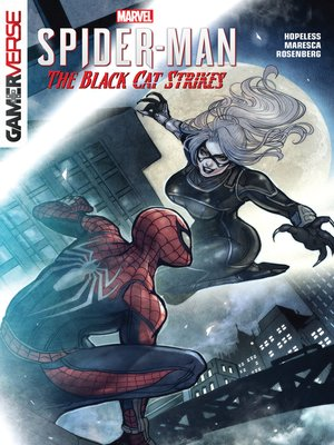cover image of Marvel's Spider-Man: The Black Cat Strikes
