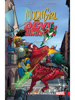cover image of Moon Girl and Devil Dinosaur (2015), Volume 2