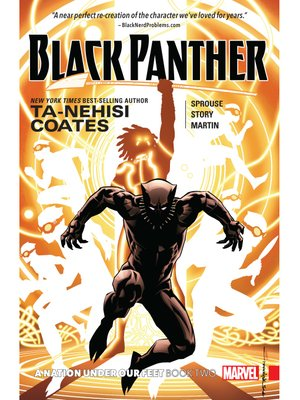 cover image of Black Panther (2016), Volume 2