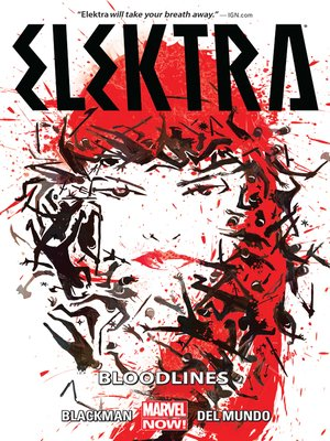 cover image of Elektra (2014), Volume 1