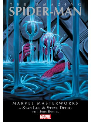 cover image of Marvel Masterworks: The Amazing Spider-Man (2003), Volume 4