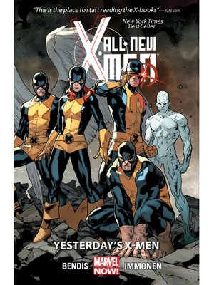 cover image of All-New X-Men (2012), Volume 1