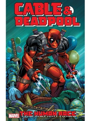 cover image of Cable/Deadpool (2004), Volume 3