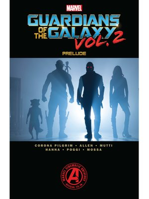 cover image of Marvel's Guardians of the Galaxy, Volume 2 Prelude