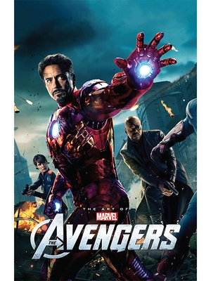 cover image of The Art of Marvel's The Avengers