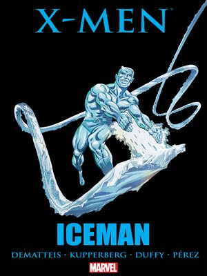 cover image of X-Men: Iceman