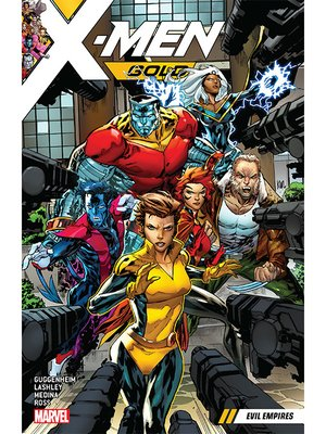 cover image of X-Men: Gold (2017), Volume 2