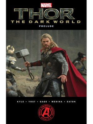 cover image of Marvel's Thor: The Dark World Prelude