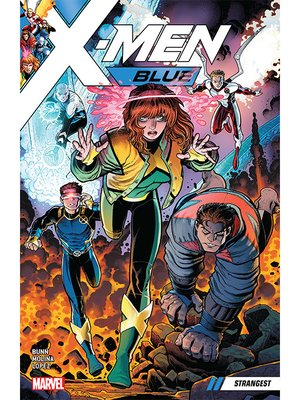 cover image of X-Men Blue (2017), Volume 1