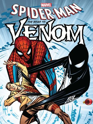 cover image of Spider-Man: The Road to Venom