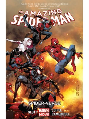 cover image of The Amazing Spider-Man (2014), Volume 3