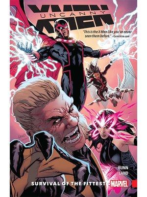 cover image of Uncanny X-Men (2016): Superior, Volume 1