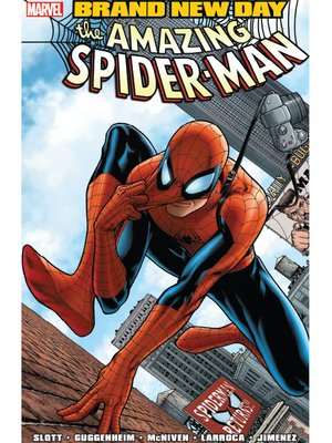 cover image of The Amazing Spider-Man (1963): Brand New Day, Volume 1