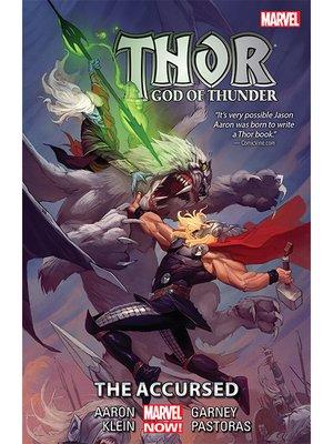 cover image of Thor: God of Thunder (2013), Volume 3