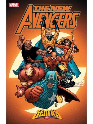 cover image of New Avengers (2004), Volume 2