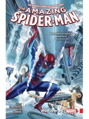 cover image of The Amazing Spider-Man (2015): Worldwide, Volume 4