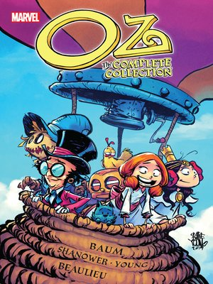 cover image of Oz: The Complete Collection