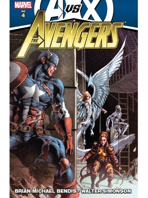 cover image of Avengers by Brian Michael Bendis (2010), Volume 4