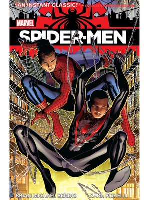 cover image of Spider-Men