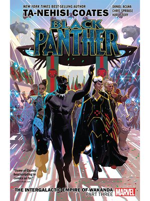 cover image of Black Panther (2019), Volume 3