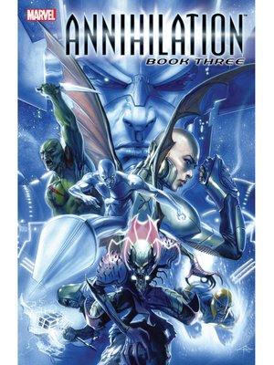 cover image of Annihilation (2007), Book Three