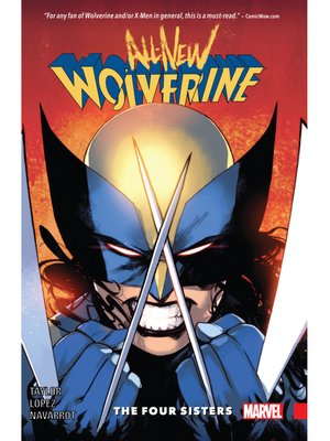 cover image of All-New Wolverine (2015), Volume 1