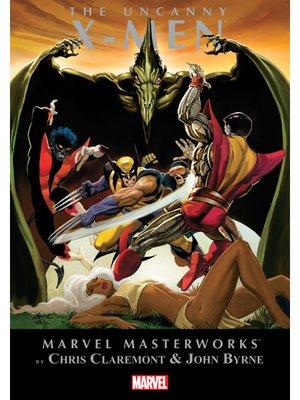 cover image of Marvel Masterworks: The Uncanny X-Men (2003), Volume 3