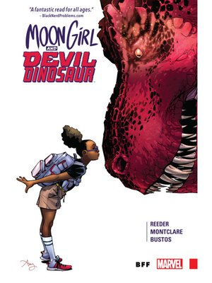 cover image of Moon Girl and Devil Dinosaur (2015), Volume 1