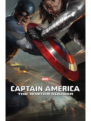 cover image of Marvel's Captain America: The Winter Soldier: The Art of the Movie