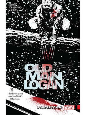 cover image of Old Man Logan (2016), Volume 2