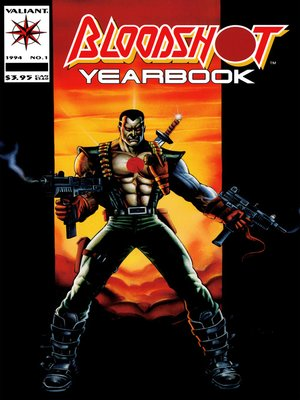 cover image of Bloodshot (1993) Yearbook