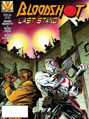 cover image of Bloodshot: Last Stand