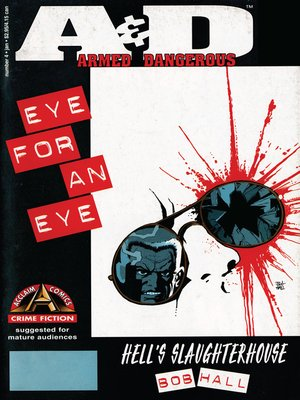 cover image of Armed & Dangerous: Hell's Slaughterhouse (1996), Issue 4