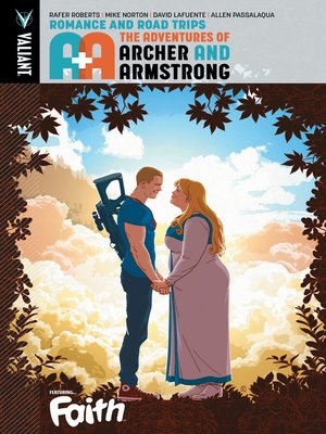 cover image of A&A: The Adventures of Archer & Armstrong, Volume 2
