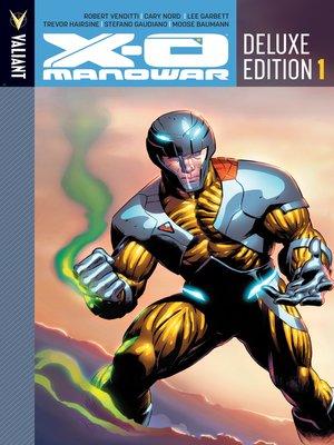 cover image of X-O Manowar (2012), Volume 1