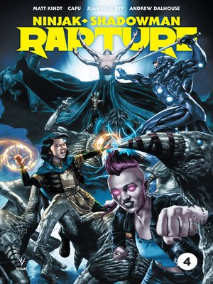 cover image of Rapture (2017), Issue 4