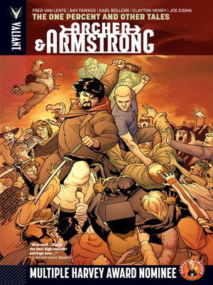 cover image of Archer & Armstrong (2012), Volume 7
