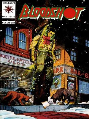 cover image of Bloodshot (1993), Issue 14