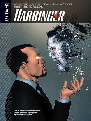 cover image of Harbinger (2012), Volume 3