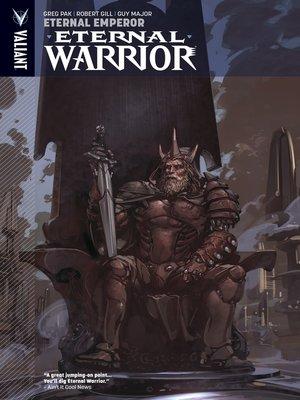 cover image of Eternal Warrior (2013), Volume 2