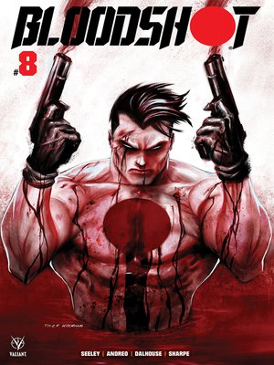 cover image of Bloodshot (2019), Issue 8