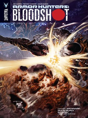 cover image of Armor Hunters: Bloodshot