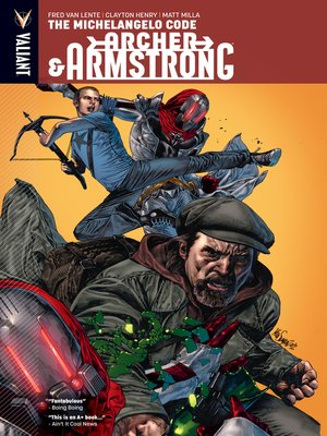 cover image of Archer & Armstrong (2012), Volume 1
