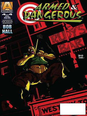 cover image of Armed & Dangerous (1996), Issue 4