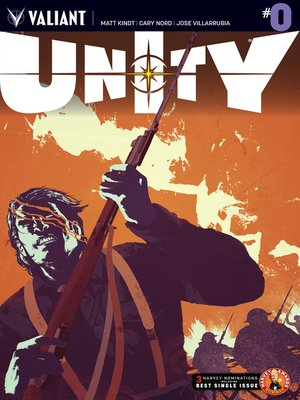 cover image of Unity (2013), Issue 000
