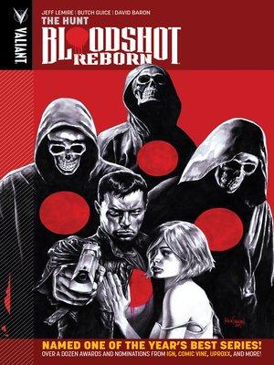 cover image of Bloodshot Reborn (2015), Volume 2