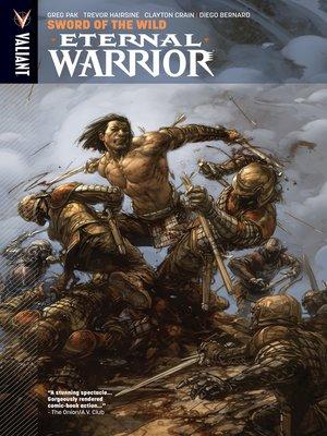 cover image of Eternal Warrior (2013), Volume 1