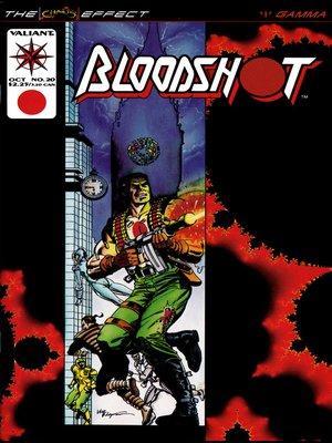 cover image of Bloodshot (1993), Issue 20
