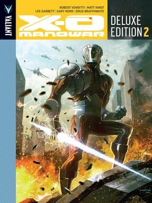 cover image of X-O Manowar (2017), Volume 1